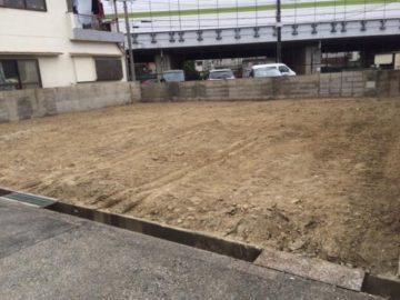 宝塚市米谷 新築分譲地