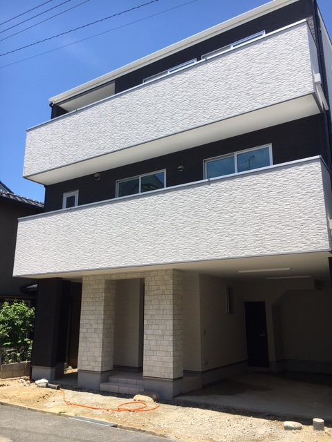 茨木市橋の内 新築戸建