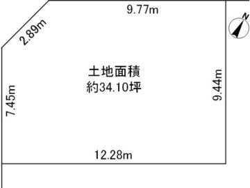 大阪府枚方市 売地